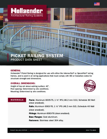Speed-Rail® | Architectural Handrail by Hollaender